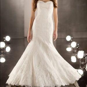 Martina Liana 346 wedding gown
